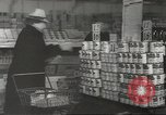 Image of King Kullen Grocery store New York United States USA, 1943, second 6 stock footage video 65675058164