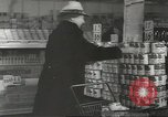 Image of King Kullen Grocery store New York United States USA, 1943, second 9 stock footage video 65675058164