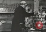 Image of King Kullen Grocery store New York United States USA, 1943, second 10 stock footage video 65675058164