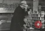 Image of King Kullen Grocery store New York United States USA, 1943, second 11 stock footage video 65675058164