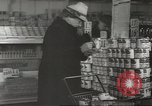 Image of King Kullen Grocery store New York United States USA, 1943, second 12 stock footage video 65675058164