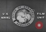Image of Office of Strategic Services Middle East, 1945, second 2 stock footage video 65675058177