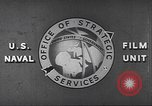Image of Office of Strategic Services Middle East, 1945, second 3 stock footage video 65675058177