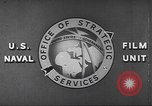 Image of Office of Strategic Services Middle East, 1945, second 4 stock footage video 65675058177