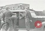 Image of United States officers European Theater, 1944, second 10 stock footage video 65675058191