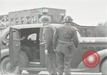 Image of United States officers European Theater, 1944, second 12 stock footage video 65675058191
