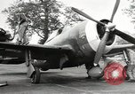 Image of P-47 Thunderbolt United Kingdom, 1943, second 4 stock footage video 65675058207