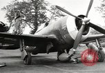 Image of P-47 Thunderbolt United Kingdom, 1943, second 5 stock footage video 65675058207