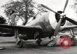 Image of P-47 Thunderbolt United Kingdom, 1943, second 7 stock footage video 65675058207