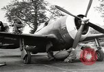 Image of P-47 Thunderbolt United Kingdom, 1943, second 10 stock footage video 65675058207