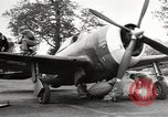Image of P-47 Thunderbolt United Kingdom, 1943, second 11 stock footage video 65675058207