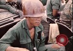Image of Vietnamese soldiers Vietnam, 1970, second 3 stock footage video 65675058210