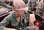 Image of Vietnamese soldiers Vietnam, 1970, second 7 stock footage video 65675058210