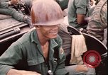 Image of Vietnamese soldiers Vietnam, 1970, second 9 stock footage video 65675058210
