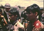 Image of Vietnamese soldiers Vietnam, 1970, second 3 stock footage video 65675058212