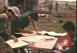 Image of Vietnamese personnel Vietnam, 1970, second 10 stock footage video 65675058213