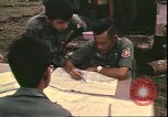 Image of Vietnamese officer Vietnam, 1970, second 3 stock footage video 65675058214
