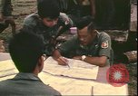 Image of Vietnamese officer Vietnam, 1970, second 6 stock footage video 65675058214