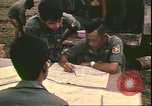 Image of Vietnamese officer Vietnam, 1970, second 7 stock footage video 65675058214