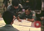 Image of Vietnamese officer Vietnam, 1970, second 8 stock footage video 65675058214