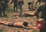 Image of Vietnamese troops Vietnam, 1970, second 8 stock footage video 65675058217