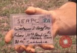 Image of North Vietnamese prisoners Vietnam, 1970, second 12 stock footage video 65675058218