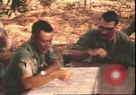 Image of American officer Vietnam, 1970, second 9 stock footage video 65675058219