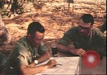 Image of American officer Vietnam, 1970, second 11 stock footage video 65675058219