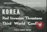 Image of Republic of Korea troops Korea, 1950, second 2 stock footage video 65675058224