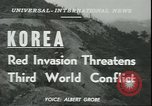 Image of Republic of Korea troops Korea, 1950, second 3 stock footage video 65675058224