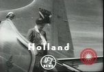 Image of Eleanor Roosevelt Holland Netherlands, 1950, second 1 stock footage video 65675058226