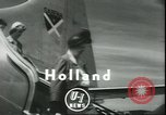 Image of Eleanor Roosevelt Holland Netherlands, 1950, second 2 stock footage video 65675058226