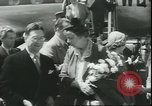 Image of Eleanor Roosevelt Holland Netherlands, 1950, second 8 stock footage video 65675058226