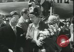 Image of Eleanor Roosevelt Holland Netherlands, 1950, second 9 stock footage video 65675058226