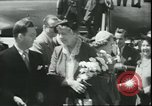Image of Eleanor Roosevelt Holland Netherlands, 1950, second 10 stock footage video 65675058226