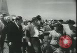 Image of Eleanor Roosevelt Holland Netherlands, 1950, second 11 stock footage video 65675058226