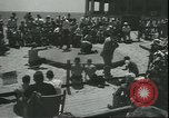 Image of marble game Asbury Park New Jersey USA, 1950, second 12 stock footage video 65675058227