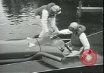 Image of hydroplane Seattle Washington USA, 1950, second 6 stock footage video 65675058228
