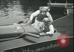 Image of hydroplane Seattle Washington USA, 1950, second 10 stock footage video 65675058228