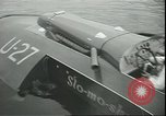 Image of hydroplane Seattle Washington USA, 1950, second 11 stock footage video 65675058228