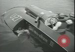 Image of hydroplane Seattle Washington USA, 1950, second 12 stock footage video 65675058228