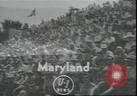Image of athletes College Park Maryland USA, 1950, second 1 stock footage video 65675058229