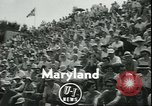 Image of athletes College Park Maryland USA, 1950, second 3 stock footage video 65675058229
