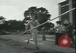 Image of athletes College Park Maryland USA, 1950, second 5 stock footage video 65675058229