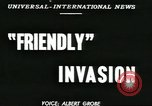 Image of British guards United Kingdom, 1950, second 2 stock footage video 65675058231