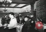 Image of 21 Club New York City USA, 1946, second 1 stock footage video 65675058236