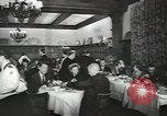 Image of 21 Club New York City USA, 1946, second 4 stock footage video 65675058236