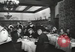 Image of 21 Club New York City USA, 1946, second 5 stock footage video 65675058236