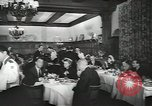 Image of 21 Club New York City USA, 1946, second 7 stock footage video 65675058236