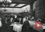 Image of 21 Club New York City USA, 1946, second 8 stock footage video 65675058236